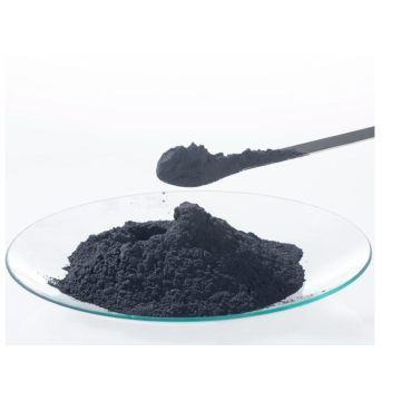 the colloidal graphite powder