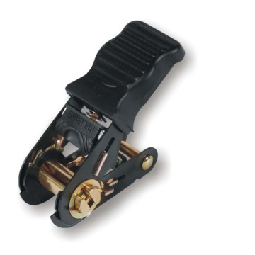 25MM Ratchet Buckle with Rubber Handle