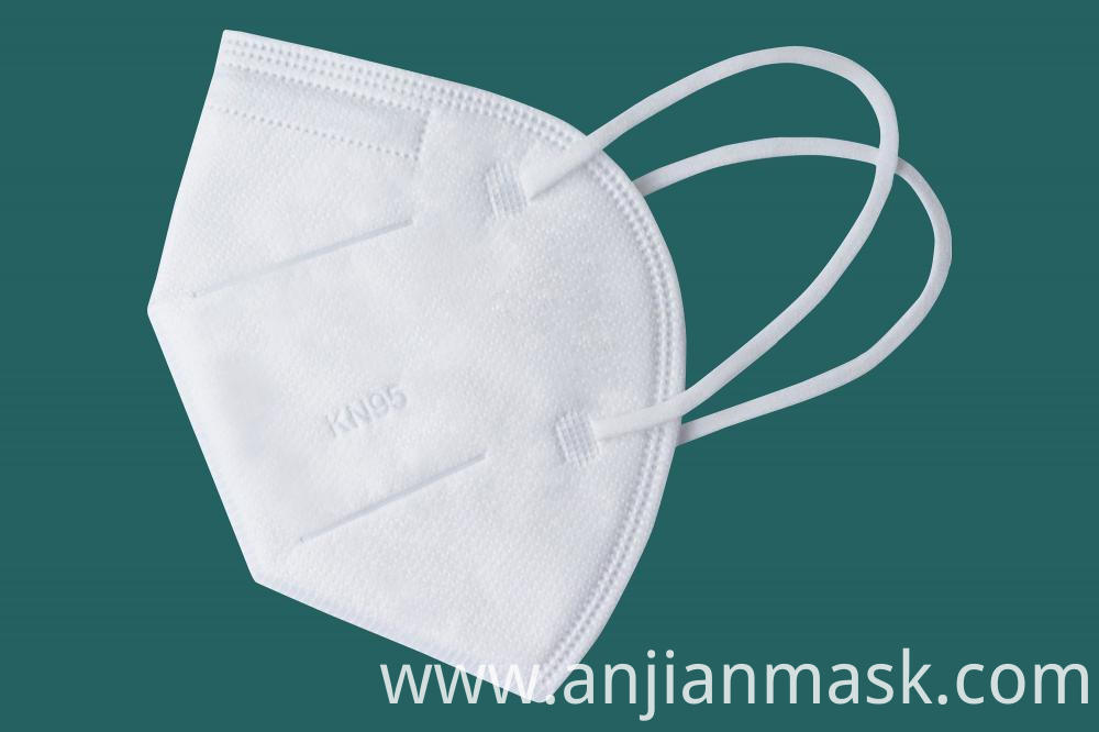 Nonwoven Fabric KN95 Face Mask