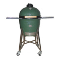 Barbecue Grill Machine Egg Shaped Ceramic
