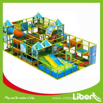 Indoor playground equipment for sale