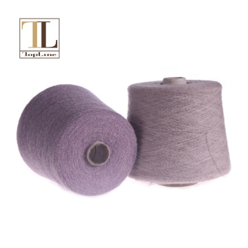 Topline merino wool polyamide nylon blended sweater yarn