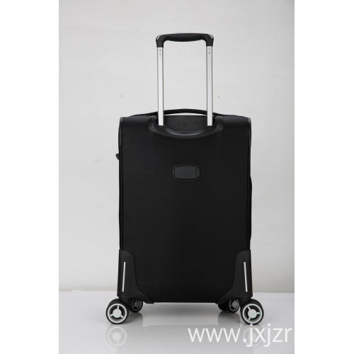 Fashional fabric trolley luggage
