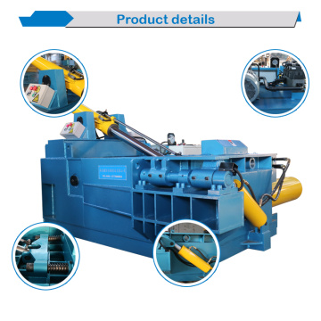 Aluminum can baling machine factory supply
