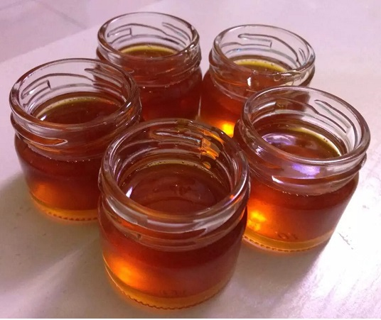 supplying raw high quality natural amber honey