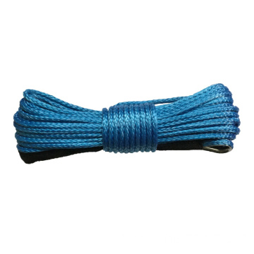 new style synthetic plasma rope winch rope