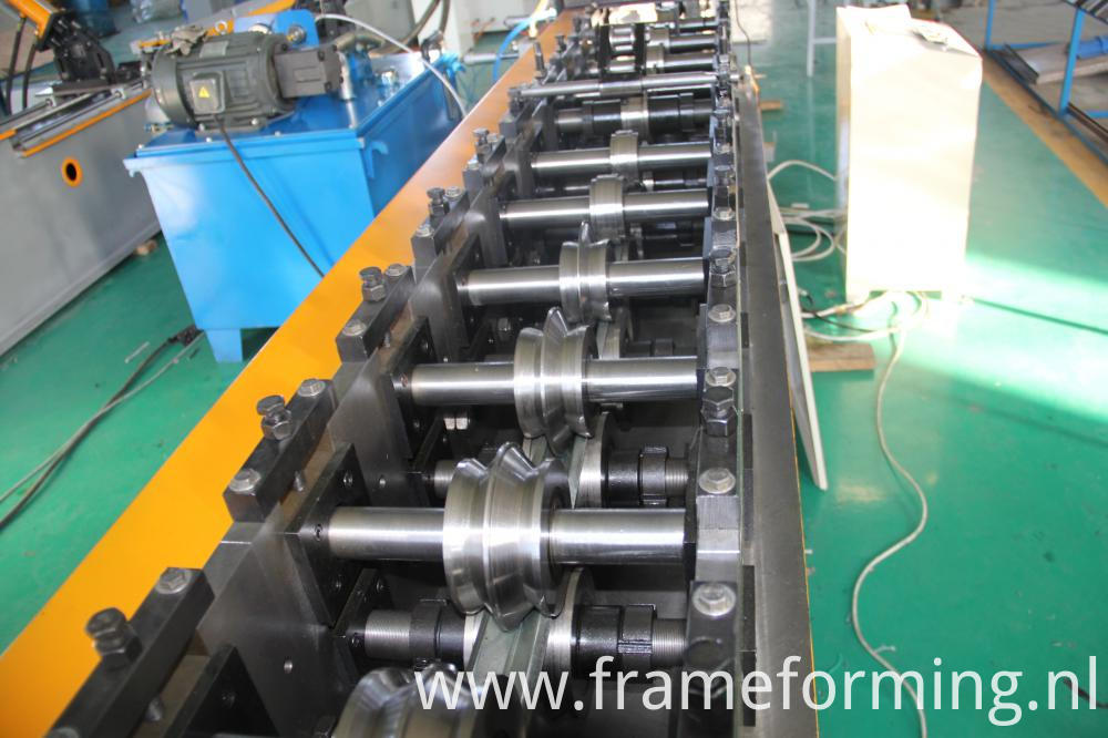 Ceiling T Bar Frame Machine