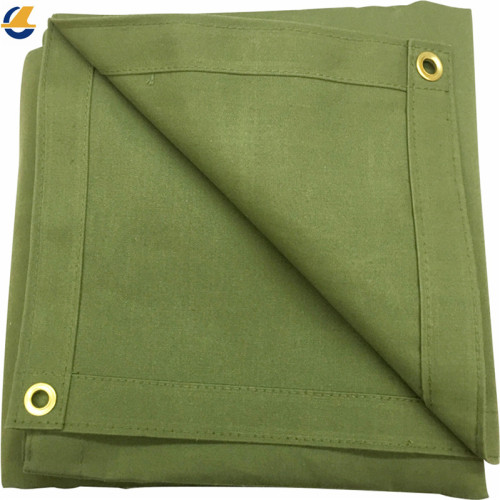 Polyester Canvas Tarps For Camping​