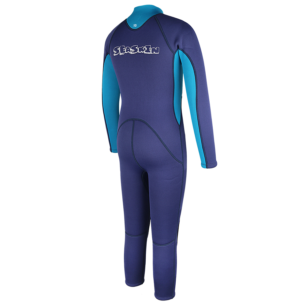 Seaskin Front Zip Diving Wetsuit