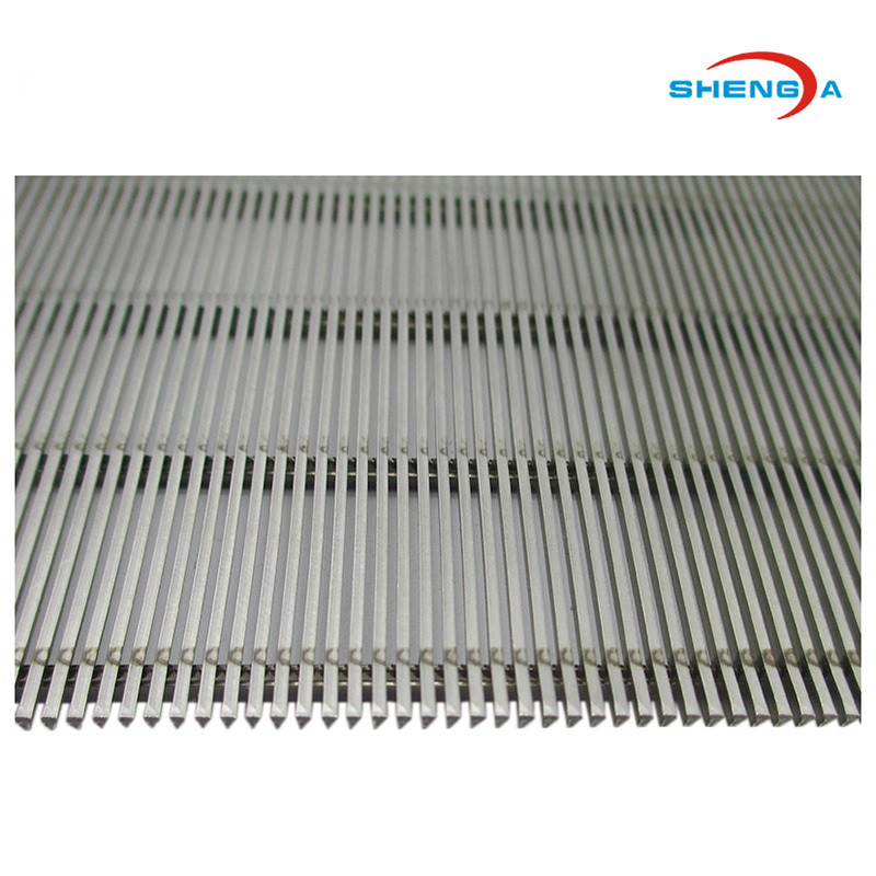 Stainless Steel Wedge Wire Screen Sieve Plate