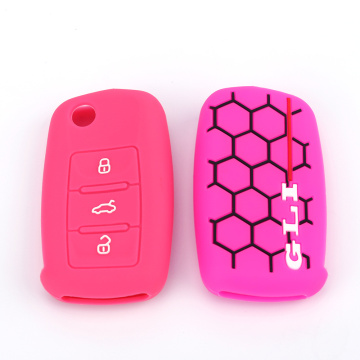 Silicone key fob covers for vw gti