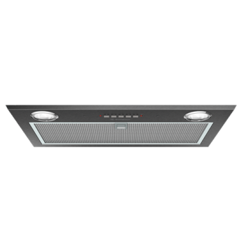 52cm Integrated Dark Stainless Rangehood