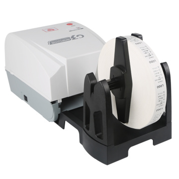 OEM USB 203DPI 80mm thermal transfer label printer