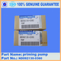 Komatsu PC400-7 priming pump ND092130-0360
