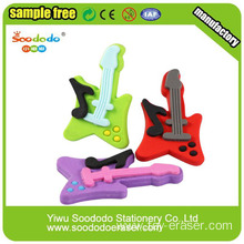 Promotion Gift Guitar Music Eraser