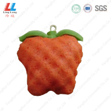 strawberry 3D comely bath sponge