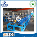Galvanized Rittal electric system cabinet frame roll forming machine