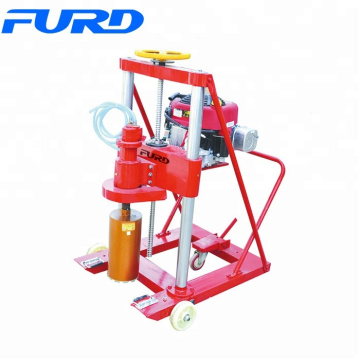 core drilling machine used for sale concrete road drilling rig machine