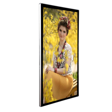 "LCD smart touch screen 55"" live streaming equipment"
