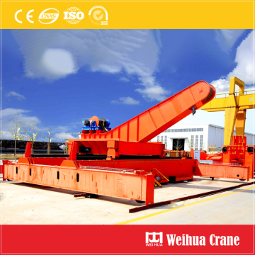 Wellhead Double Beam Jib Crane