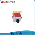 Right Angle PC thru-hole Miniature Slide Switch
