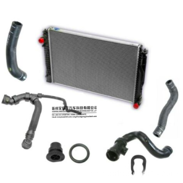 Manual Transmission Radiator Au-di A4  A6