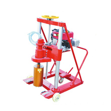 asphalt road core drilling machine ISO certificate drilling rig machine