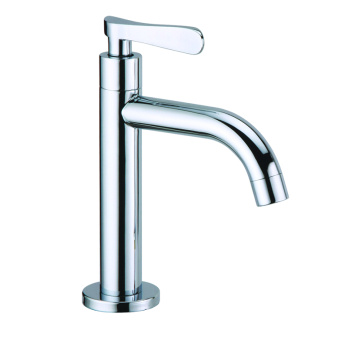 Brass faucet cold water only for tropical area