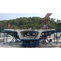 Structure of Box Girder Steel Formwork System