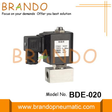 1/4'' 3/8'' High Pressure Solenoid Valve 300 Bar