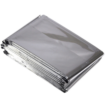 survival mylar rescue aluminium foil emergency thermal blankets