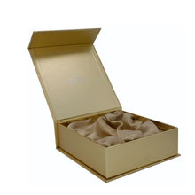 Custom Rigid Book Shape Gift Packaging Paper Box