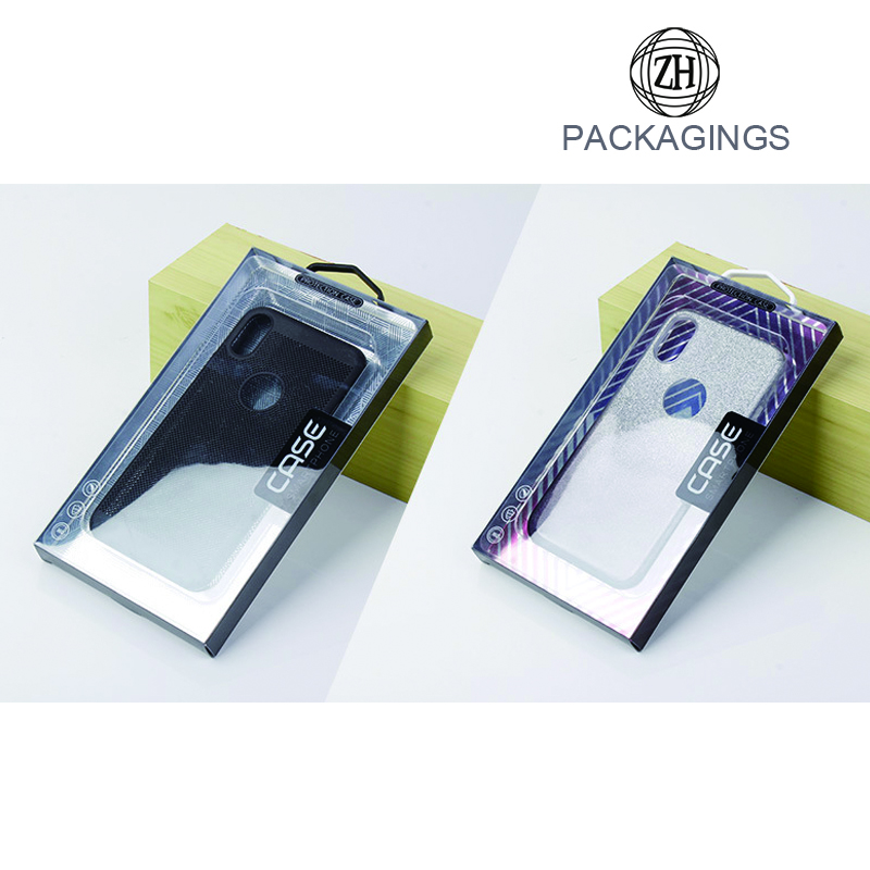 Large cell phone case box package