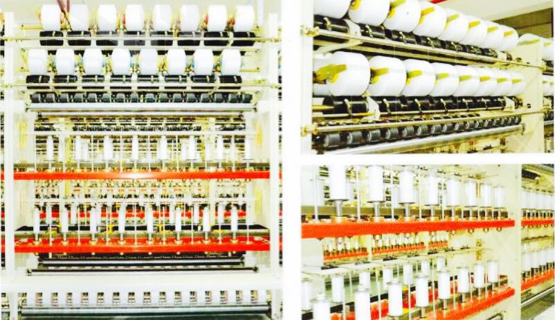 full automatic yarn covering machine