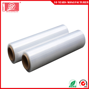 Quality Cast Hand Use LLDPE Stretch Film Roll