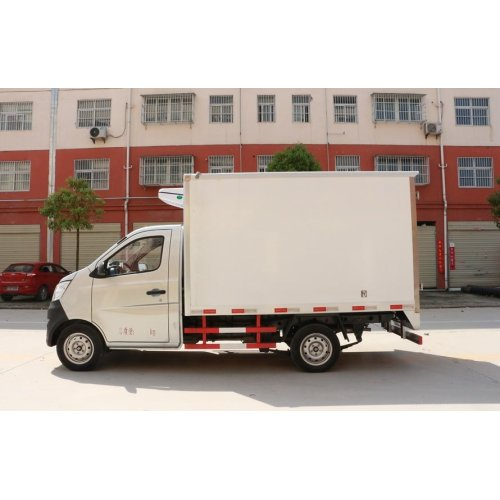 Brand New Mini 2 ton freezer refrigerated truck