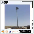 30m Galvanized Steel Mono Telecom Tower