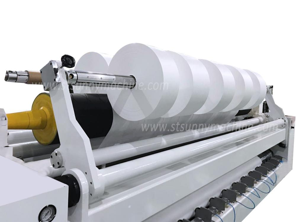 Meltblown Nonwoven Fabric Slitter Machine 11