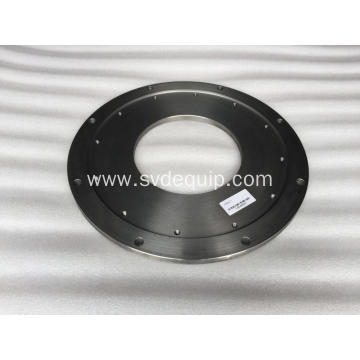 Terex stainless steel flange coupling 15046657