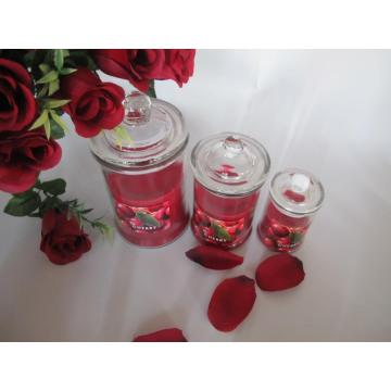 Cherry Bulk Scented Glass Candle
