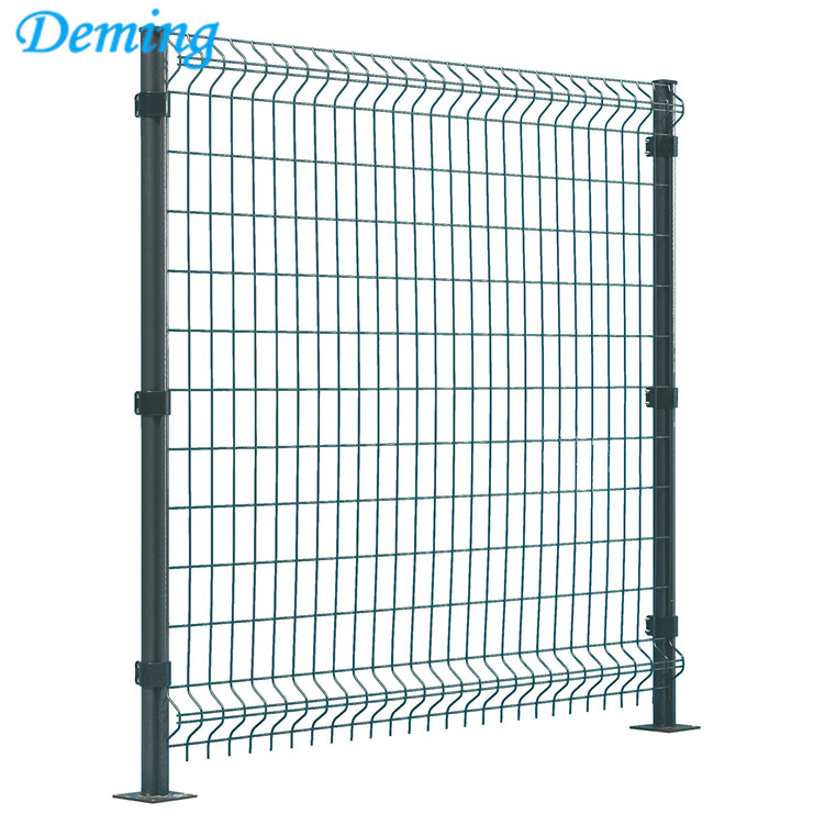 Outdoor PVC Galvanized Coated Welded Wire Mesh