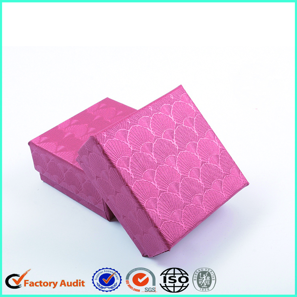 Earring Box Zenghui Paper Package Company 3 5