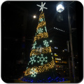 led tree lights Giant Artificial Christmas Trees