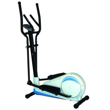 Body Building Blue Noiseless Elliptical Trainer