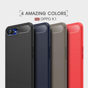 Flexible Soft TPU Scratch Resistant for OPPO K1
