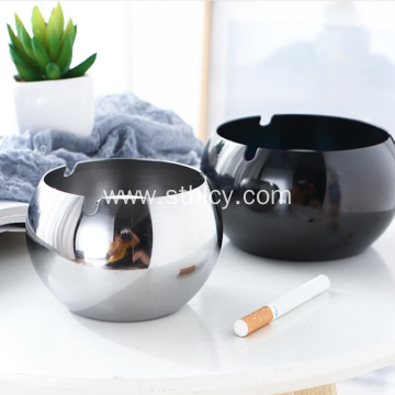 Stainless Steel Ashtray Creative Home