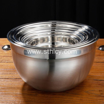 Stainless Steel Seasoning Soup Basin