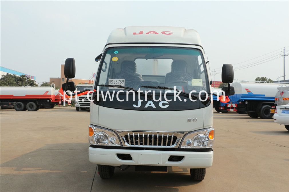 jac sewer cleaning truck 2