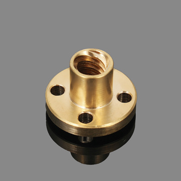 Type Lead Screw Nut Brass Nut