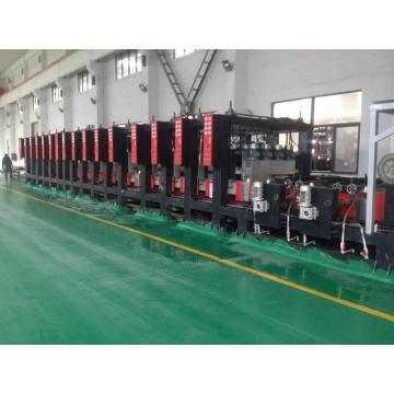 8K mirror polishing line for stainless plate